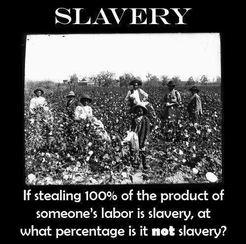 wage slavery versus southern slavery Slavery vs wage (not true) slavery fortunately for the wage slaves, southern planters refused to comply with the law and helped wage slaves escape into the deep.