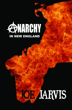 Anarchy in New England Cover (Front)